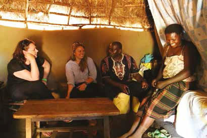 Red Planet Marketing Ltd KENYA – WORLD VISION TRIP